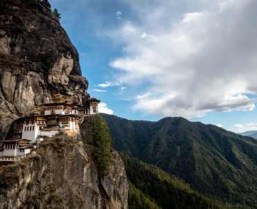 Tiger's Nest Monastery, Paro, Bhutan - Luxury Bhutan Holidays