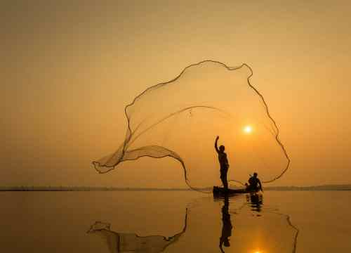 Fisherman - Inle Lake, Burma
