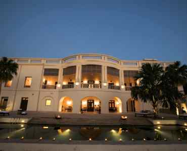 Nadesar Palace, Varanasi, India | Luxury Boutique Hotel | Millis Potter