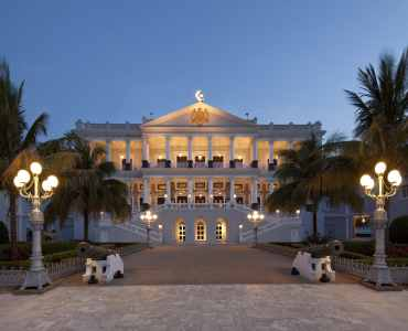 Taj Falaknuma Palace, Hyderabad, India | Luxury Palace Hotel
