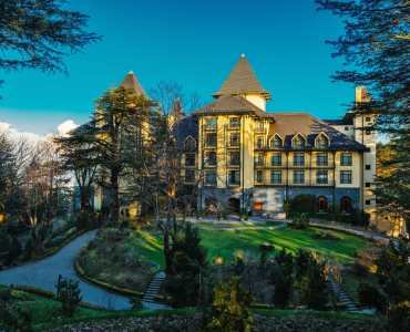 Wildflower Hall, Shimla, Oberoi, India