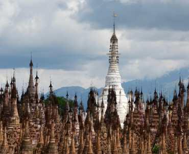 Kakku, Shan State, Burma