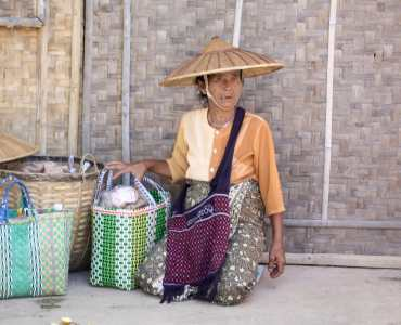 Burma Tribal People