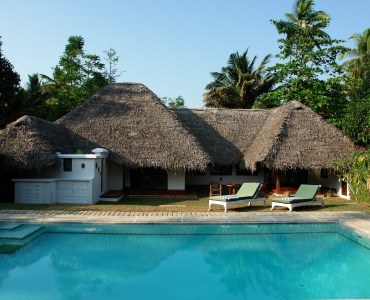 Marari Beach Resort, Kerala, India