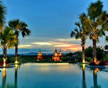 Aureum Palace, Bagan | Luxury Hotels in Burma (Myanmar) | Millis Potter Travel