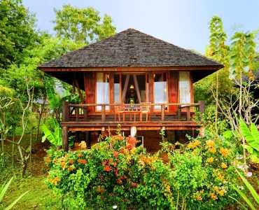 Villa Inle, Burma