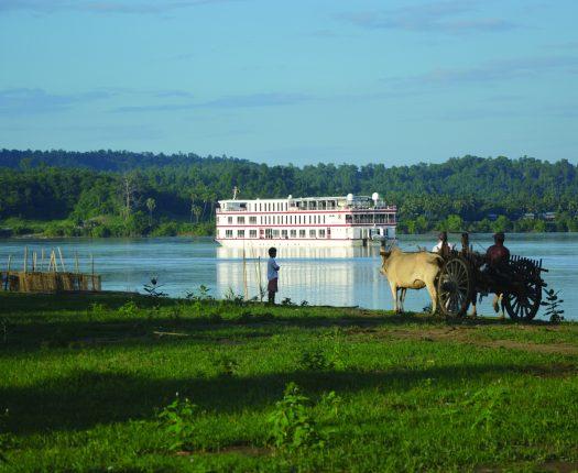 Belmond Orcaella, Irrawaddy, Cindwin | Luxury Ships and River Cruises in Burma