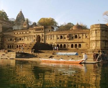 Ahilya Fort, India