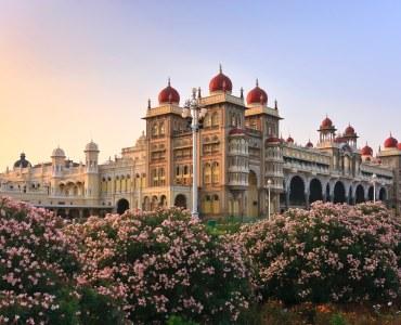 Mysore Palace, Karnataka, India