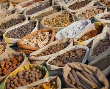 Indian Spices, India