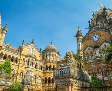 Victoria Terminus, Bombay, Mumbai