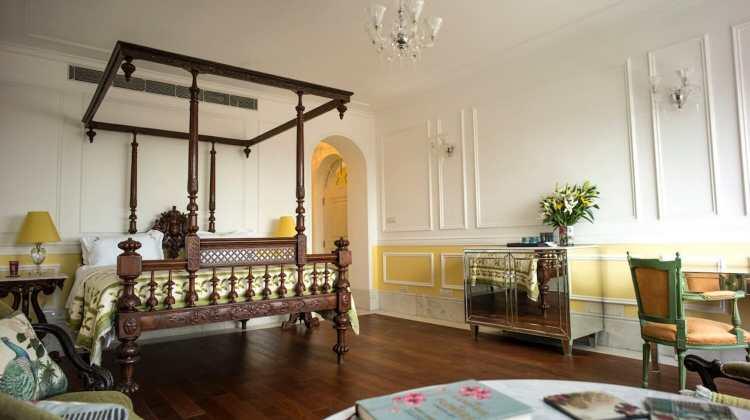 Glenburn Penthouse Calcutta India Millis Potter