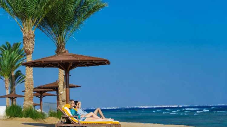 Oberoi Beach Resort Sahl Hasheesh - Egypt Family Holiday