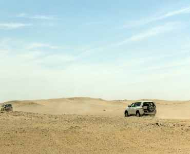 Salalah & Empty Quarter