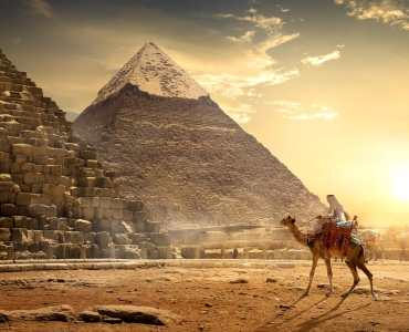 Pyramids in Cairo - Luxury Egypt Tours and Holidays