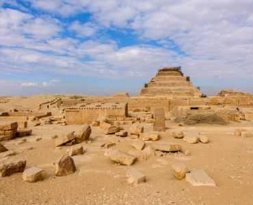 Cairo - Saqarra
