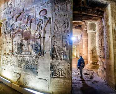 Dendera & Abydos - Tour from Luxor
