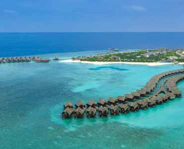 Heritance Aarah, Maldives - Jetty