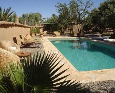 Les Jardins De Skoura - Pool