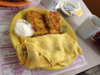 That Breakfast Place (Breakfast) - 37 Boston Post Rd.