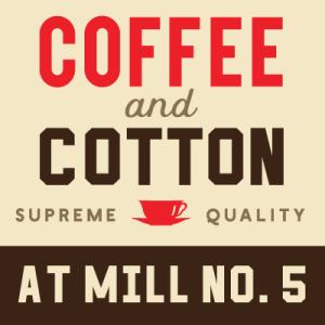 Coffee and Cotton SquareScreen