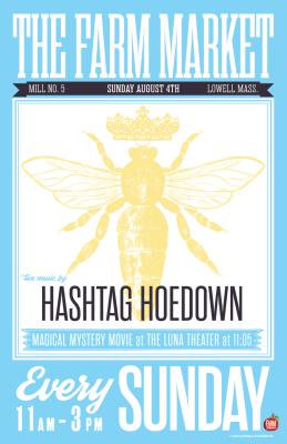 Hashtag Hoedown