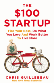 best business books - the $100 startup