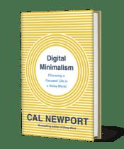 best business books - digital minimalism