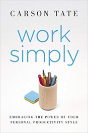 best business books - work simply