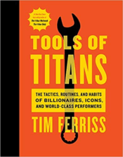 best business books - tools of titans