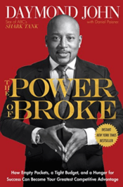 best business books - the power of broke
