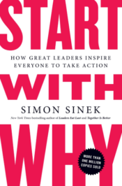 best business books - start with why