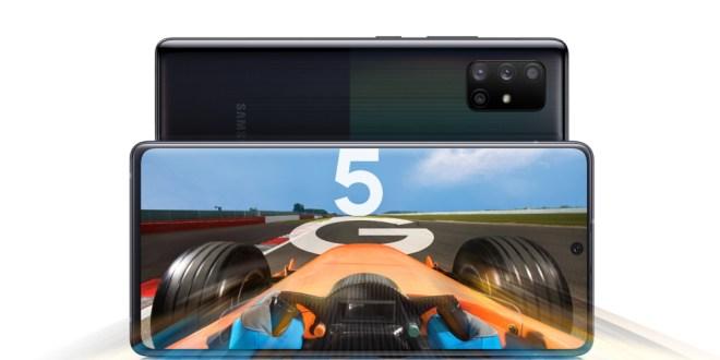 Estos son los nuevos teléfonos de la familia Galaxy A de Samsung con conectividad 5G