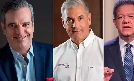 Luis apela al descontento, Gonzalo a las ayudas y Leonel a la experiencia para ganar elecciones