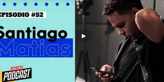 Santiago Matías :Pasé de generar 60 mil dólares a 12 mil