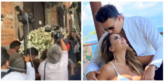 Alcalde de México cancela boda de Ninel Conde con Larry Ramos