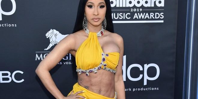 Cardi B nombrada mujer del año por la revista Billboard