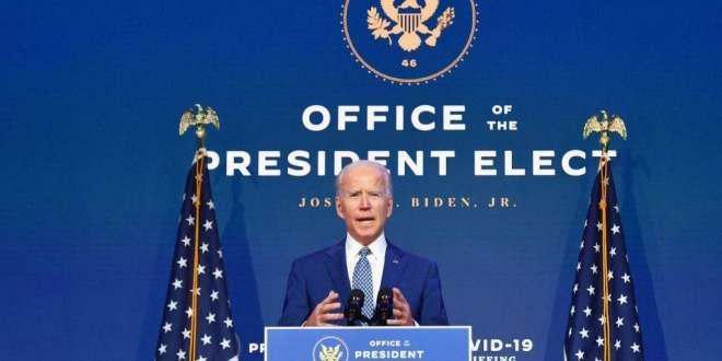 Biden asume hoy como el presidente 46 de EEUU