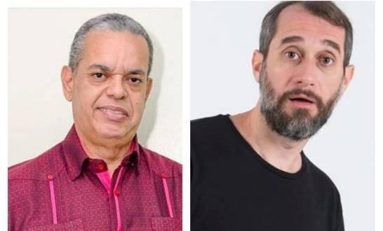 """Felipe Polanco """"Boruga"""" denuncia que Carlos Sánchez plagió frases de su libro"""