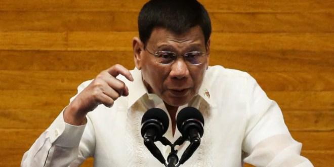 Filipinas: Duterte advierte los no vacunados no podrán salir de sus casas