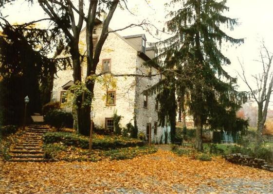 Hershey Mill - Chester Co. - Pennsylvania