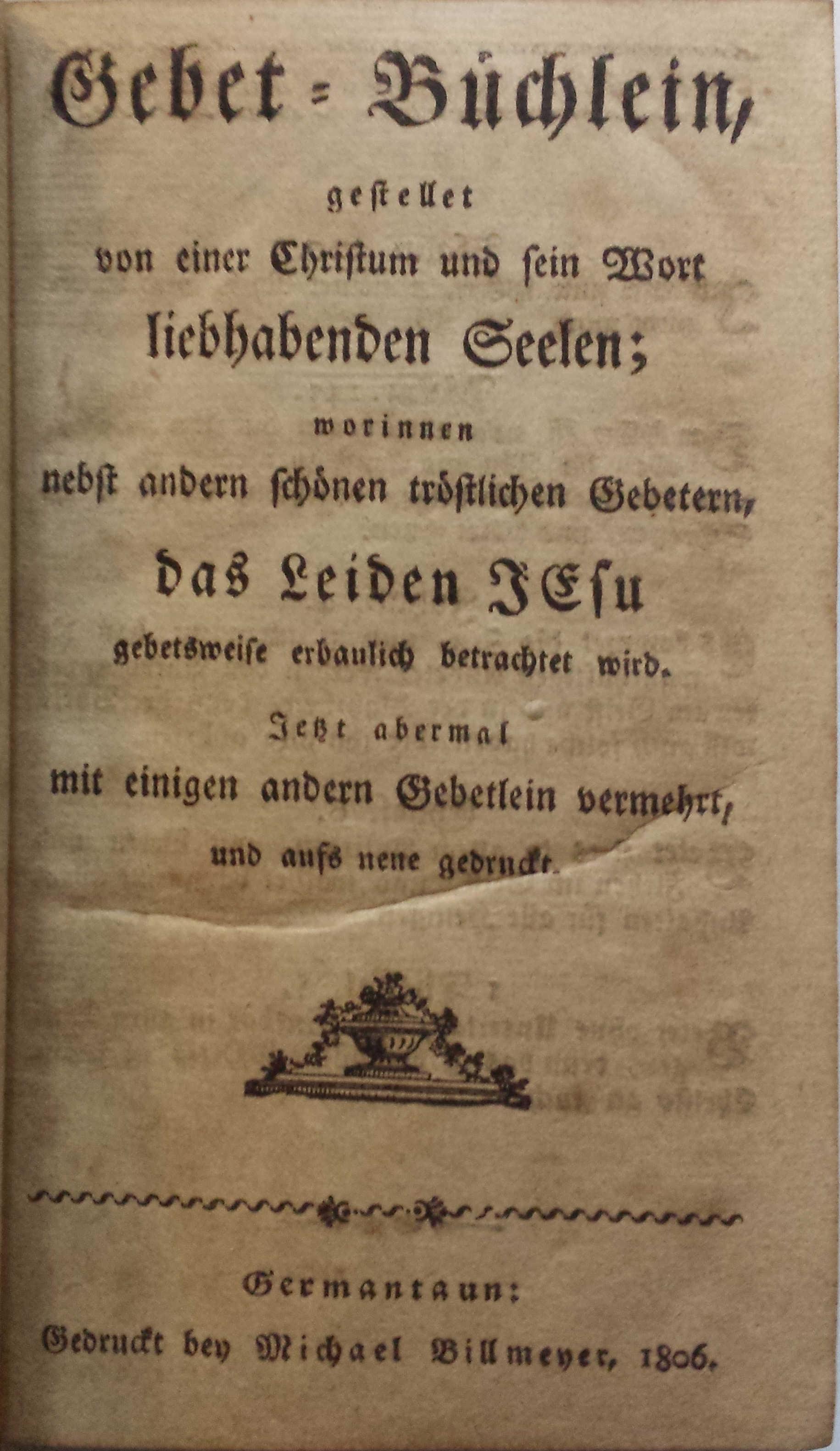 Von der Weissagung (German Edition)