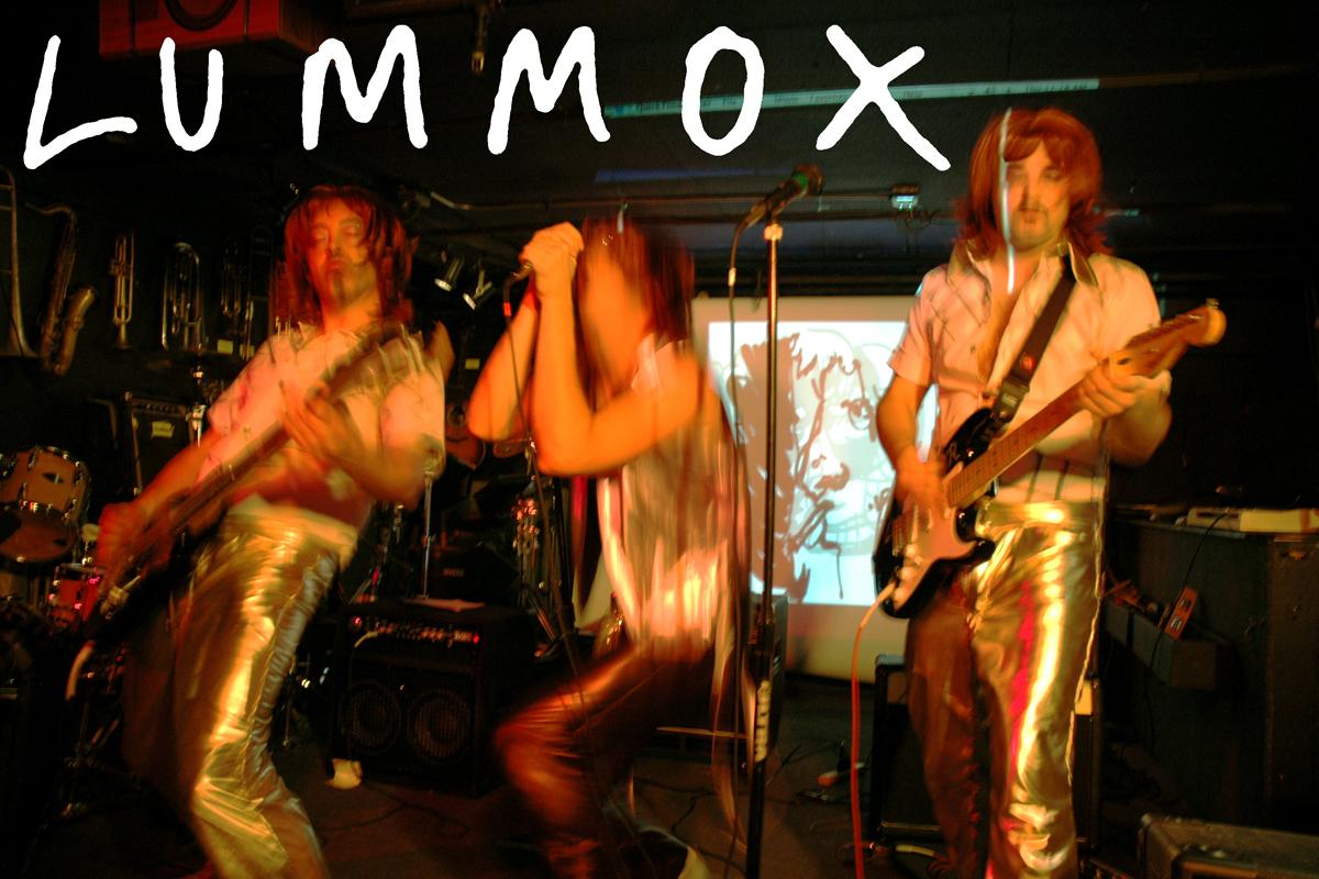 Poster do filme Lummox