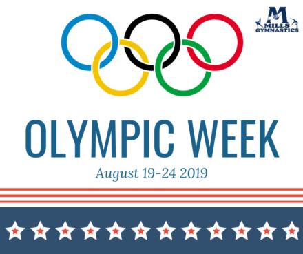 Olympic Week 2019