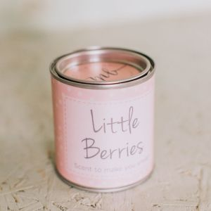 Little Berries Candle