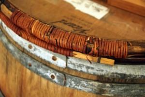 french oak barrel