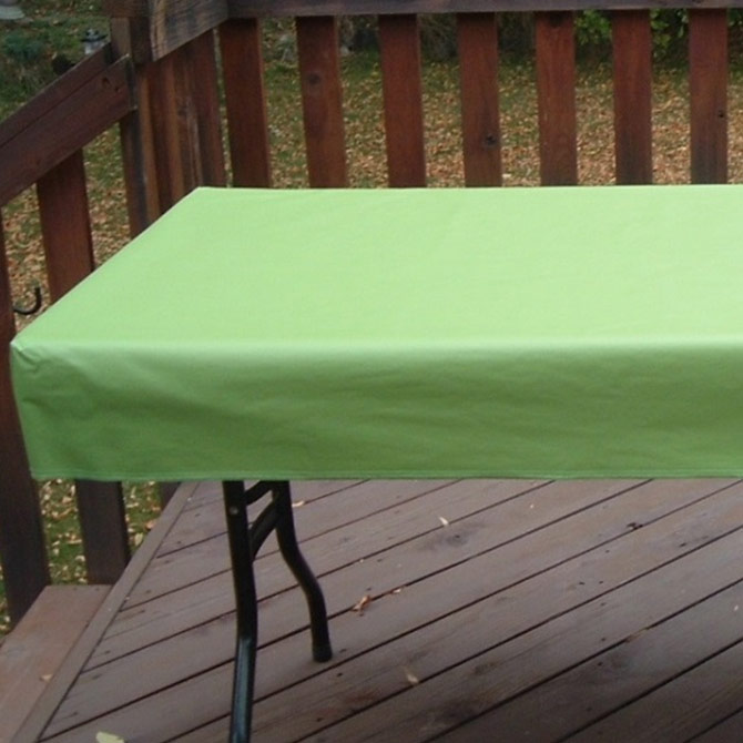 6 drop vinyl tablecloths