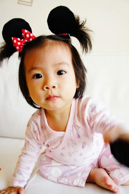 【小米粒衣櫥】女孩兒必備小物~可愛髮夾篇
