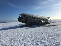 Wrecked DC-3 Plane