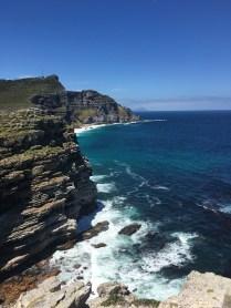 Amazing South African coast